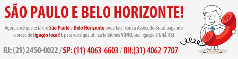 Novos Números Assecc do Brasil